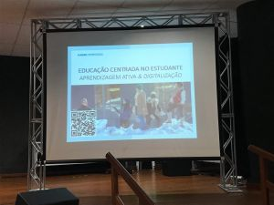 Palestra Student-Centered Education Active Learning & Digitalization