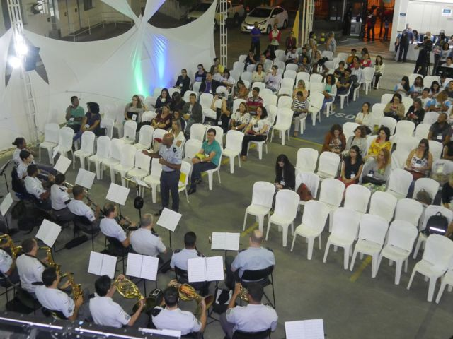 Abertura do IV Concefor