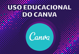 Uso educacional do Canva vitrine