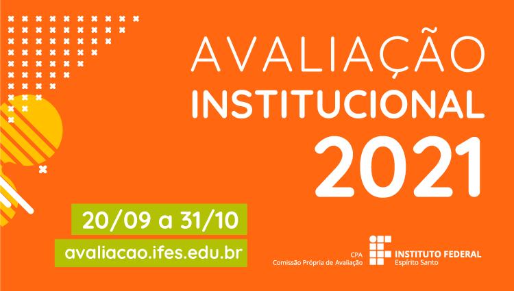 Servidores e estudantes do Ifes podem participar da avaliação institucional até 31/10
